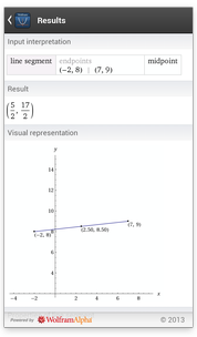 how to find the real solutions in wolfram alpha