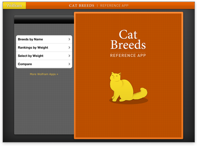 Determine Cat Breed App